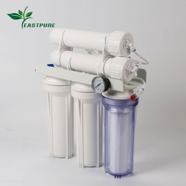 Pumpless RO system