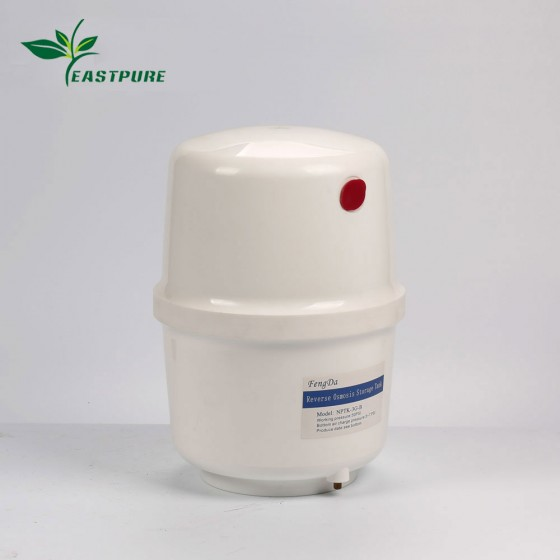 PT-3G CE Certified 3G well water pressure tank for RO system