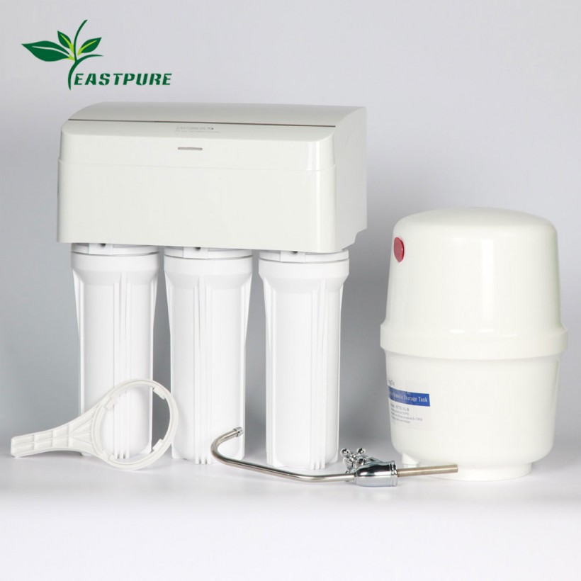 EC-CR311 High Flow 5 stages RO home water purifier for household