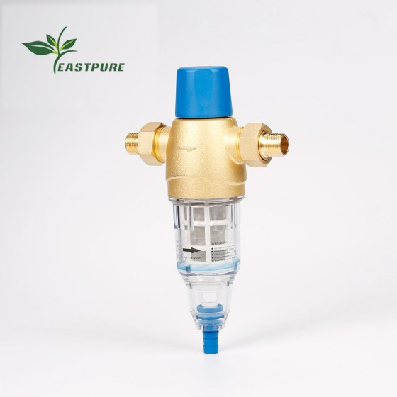 High Flow EC-PRE08-Z01 Ningbo Eastcooler stainpre filter for RO system water purifier