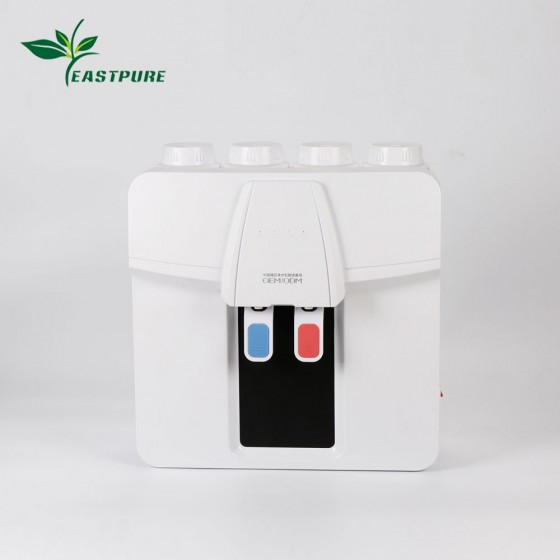 EC-BR601 CE certified wall mounted RO system water purifier