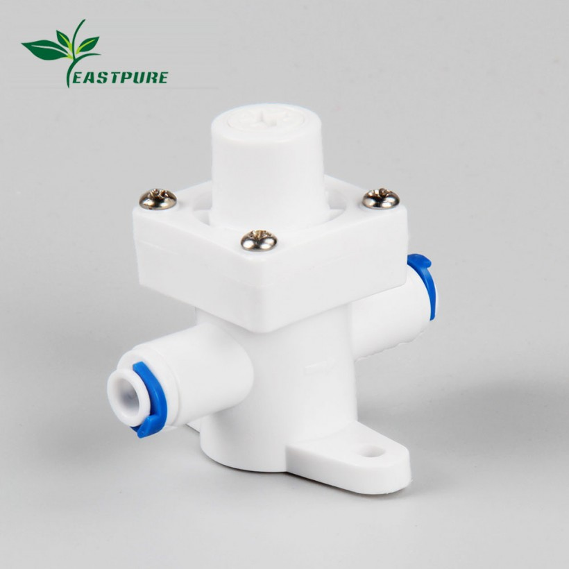 EF046 two shape optional small plastic water pre filter for RO system