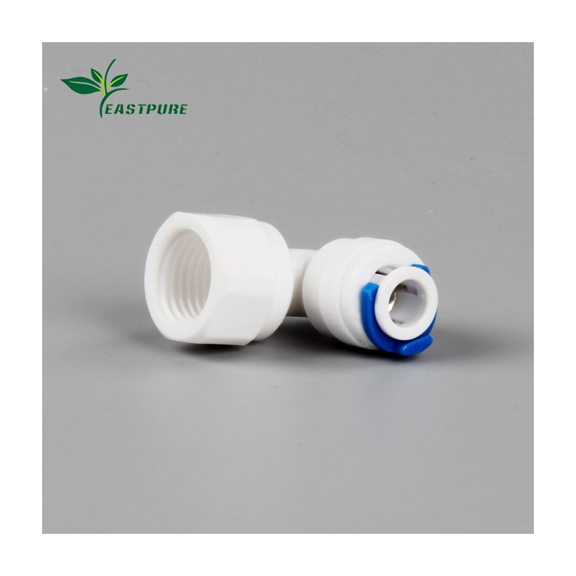 EF018 L type elbow female adapter water fitting